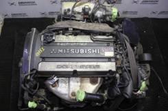 Двигатель в сборе. Mitsubishi: Lancer Evolution, Eclipse, RVR, Galant, Chariot, Airtrek, Eterna, Outlander, Dion 4G63, 4G63T, 4G94