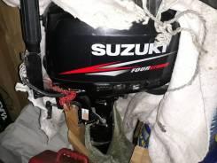 Продам мотор suzuki 5 4х тактный
