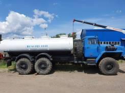 Урал. питьевая вода без вложений, 11 500куб. см., 10 000кг., 6x6