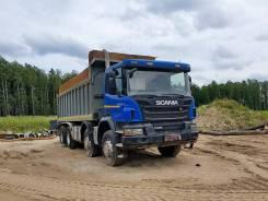Scania P400. Самосвал 2016 года, 32 000кг., 8x4