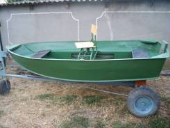 Лодка заводская язь