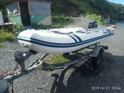 Suzumar. длина 3,10м., двигатель подвесной, 9,90л.с., бензин