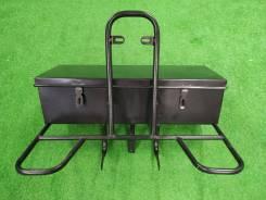 Ящик (Кофр) Багажник железный , для китайски квадроциклов 110сс 125сс