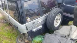 Toyota land cruiser prado кузов в сборе.