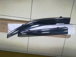 Ветровики комплект Mitsubishi Outlander 2006-12