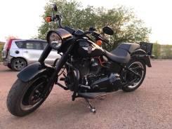 Harley-Davidson Fat Boy S FLSTFBS, 2016