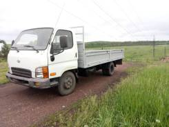 Hyundai HD72. Бортовой грузовик 4,5т, 3 000куб. см., 4 500кг., 4x2