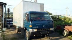 Hino Ranger. HINO Ranger 1997, 4 100куб. см., 3 000кг., 4x2