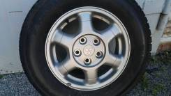 """Литье Mitsubishi с резиной 1 шт. 6.0x15"""" 5x114.30 ET46"""