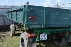 БАЗ. Продается тракторный прицеп Ново-брянский 2ПТС-3, 4 000кг.