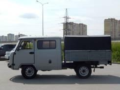 УАЗ 39094 Фермер. УАЗ Фермер, 2 700куб. см., 1 000кг., 4x4