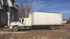 International. Продаётся грузовой фургон Интернейшнл 4400, 6x4