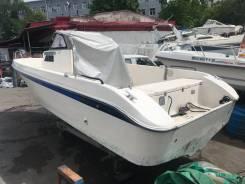 Лодка моторная Tohatsu TF-225