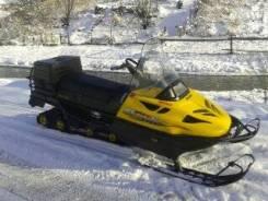 BRP Ski-Doo Skandic SWT. исправен, есть псм, с пробегом