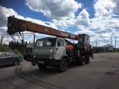 Автокран КамАЗ 532130 КС 45715, 1995
