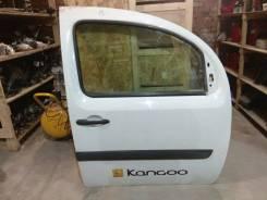 Дверь Renault Kangoo 2011 1.5 TD K9K802, передняя правая