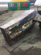 Алюминиевая клёпаная лодка