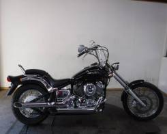 Yamaha XVS 400, 2008
