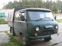 УАЗ 390945. Автомобиль грузовой УАЗ-390945, 2 693куб. см., 4x4