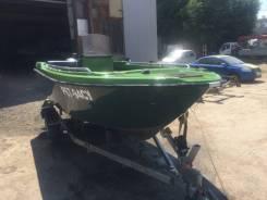 Продам рыбацкий катер с Мотором Yamaha F60