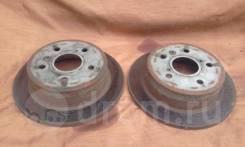 Тормозные диски задние пара Toyota,Lexus Camry, ES300, ES330, Windom