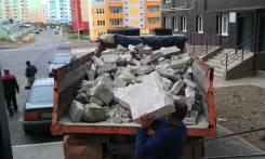 Вывоз строительного мусора, КГМ, аренда самосвала