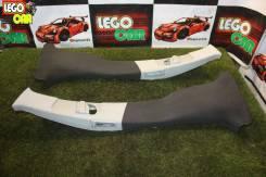 Накладки на средние стойки Mercedes-Benz S211 E320 (LegoCar)
