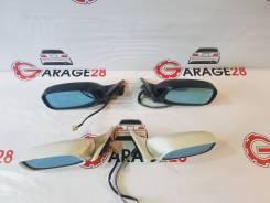 Зеркало заднего вида боковое. Toyota Chaser, JZX100, GX100, GX105