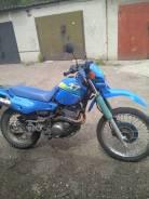 Yamaha XT 600, 1992
