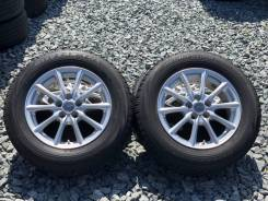 "Eco Forme R15 на всесезонки 195/65/15 Bridgestone Blizzak VRX. 6.5x15"" 5x100.00 ET40 ЦО 54,0мм."