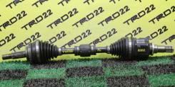 Привод, полуось. Toyota Avensis, ZZT251, ZZT250, ZZT251L Toyota Corolla Verso, ZNR10, ZNR11, ZNR11L Двигатели: 1ZZFE, 3ZZFE