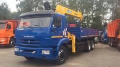 КАМАЗ 65117-3010-50 (Евро-5) + SOOSAN SCS736LII