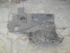Пыльник двигателя левый Chevrolet Aveo 95230625