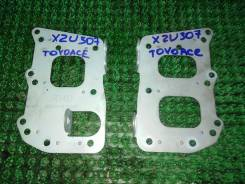 Крепление автомагнитолы Toyota Toyoace XZU307