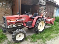 Shibaura. Продается мини трактор Шибаура P17F, 17 л.с.