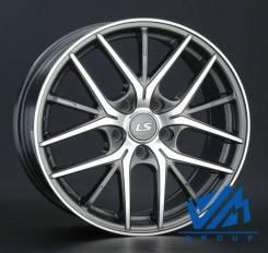 LS Wheels LS315 6 x 15 4*100 Et: 40 Dia: 73,1
