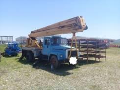 Автовышка ГАЗ 3307, 1993