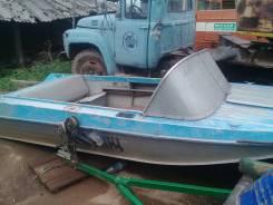 Продам. Моторную лодку. Казанка5м2. Моторямаха40xws.