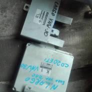 Блок управления ДВС. Nissan Largo, VNW30 CD20ETI