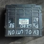 Блок управления АКПП, CVT. Mitsubishi Pajero Evolution, V55W 6G74
