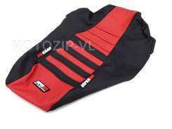Обшивка(чехол) сиденья Viper MX MX-10 Honda XR250 95-05 черный-красный