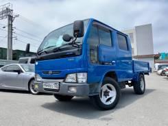 Nissan Atlas. 4WD, бортовой, категория В., 2 700куб. см., 1 500кг., 4x4