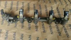 Топливная рейка. Nissan: March Box, Cube, Micra, Lucino, Sentra, March, AD, Sunny CG10DE, CG13DE, CGA3DE, CR12DE, TD15, GA13DE