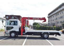 Nissan Diesel Condor. Эвакуатор , 6 900куб. см., 5 000кг., 4x2. Под заказ