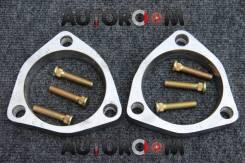 Алюминиевые проставки для поднятия авто 20мм (Комплект перед)