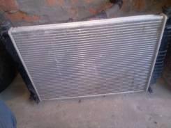 Радиатор + кассета вентилятора Шевроле Авео 1,2 Оригинал