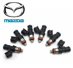 Форсунки Mazda, Ford. Комплект 6 шт. Новые. Отправка по РФ!