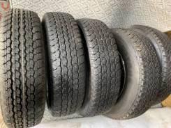 Bridgestone Dueler H/T 840. Летние, 2014 год, 5%