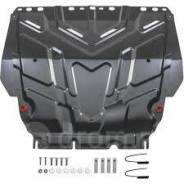 """Защита картера и КПП! Ford Kuga/C-Max/Focus II/III 03-13 """"Универсальная"""" 111.01850.1_"""