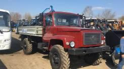 ГАЗ 3308 Садко. Бурильно крановая машина ГАЗ-33088 (Садко)